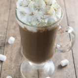 Thick & Creamy Hot Chocolate